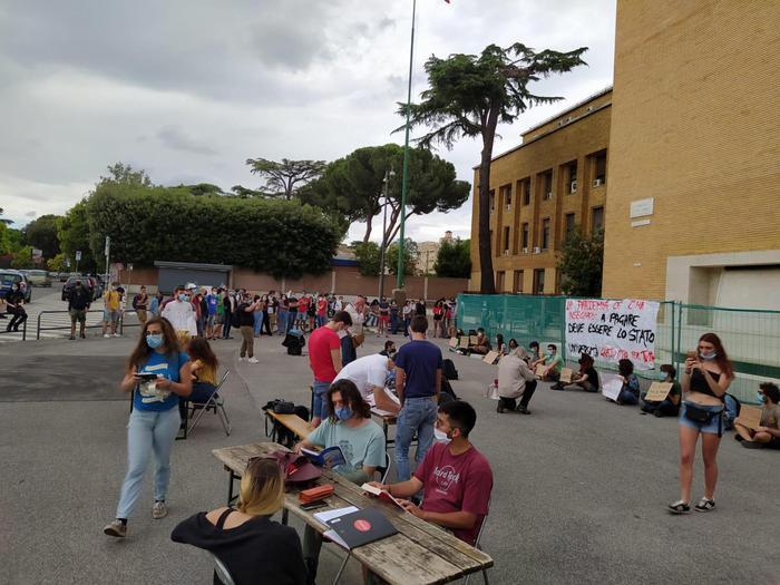 Protesta Universitari