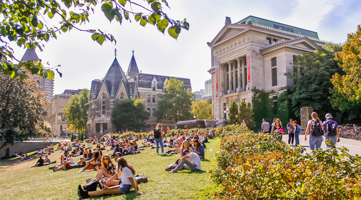 McGill-University-Scholarships Canada